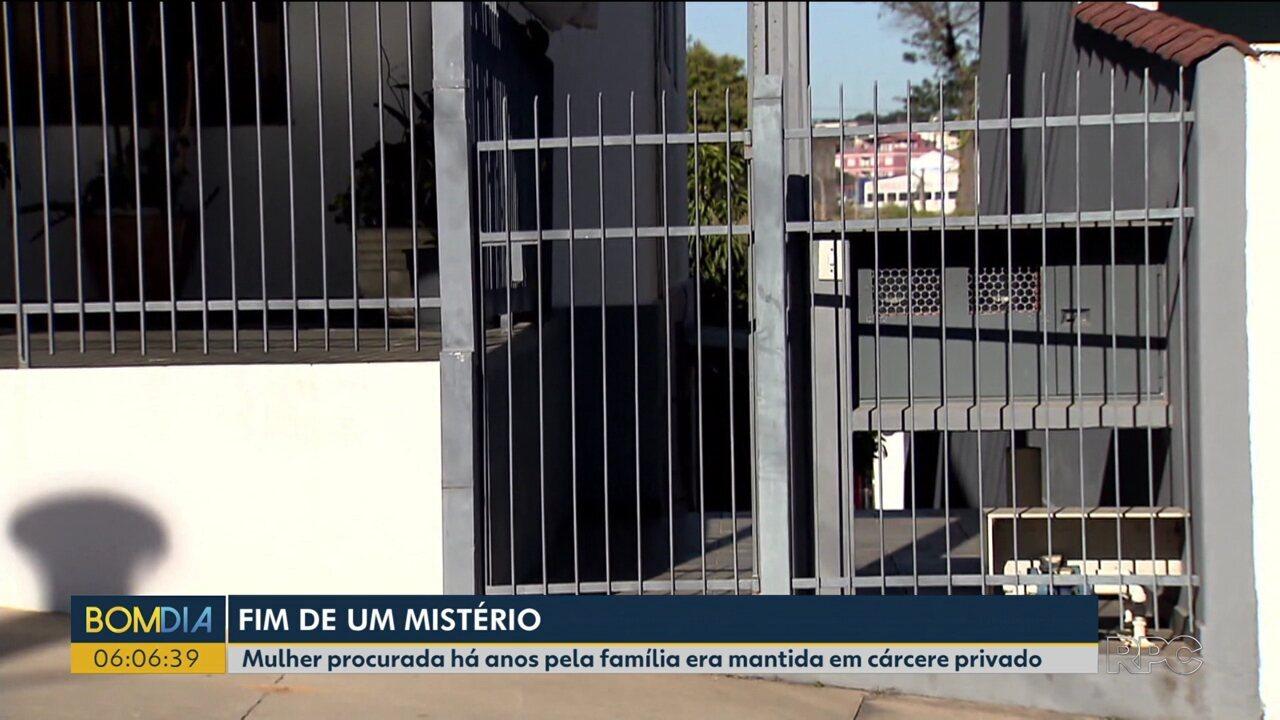 Paranaense era mantida em cárcere privado no interior de São Paulo, segundo a polícia