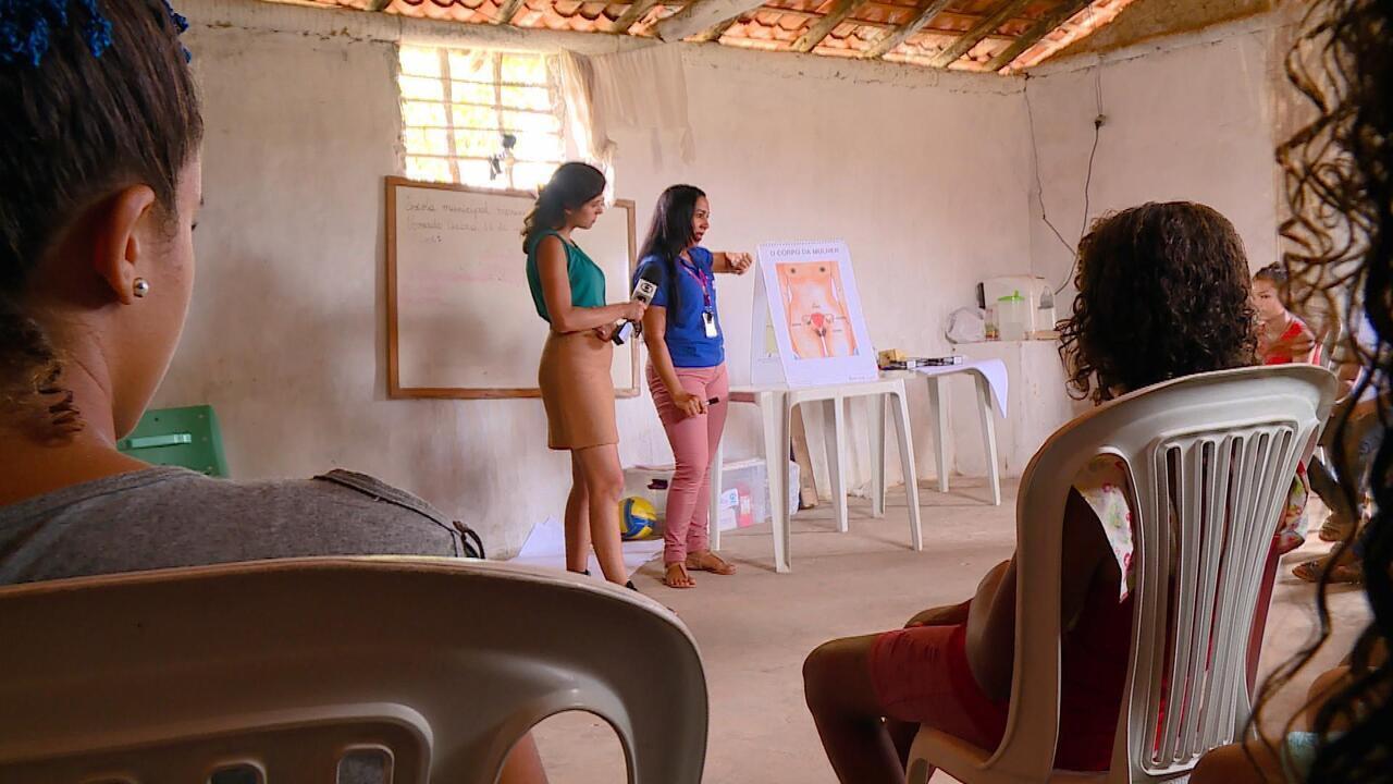 Profissão Repórter - Educação sexual - 26/06/2019