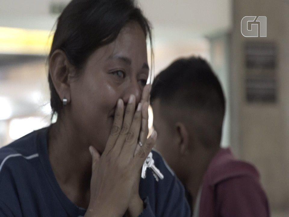 Família de venezuelanos é acolhida em SP com ação de voluntários