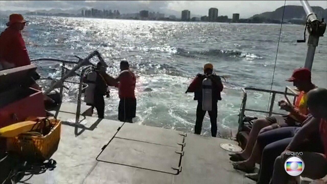 Arma que matou Marielle Franco e Anderson Gomes pode estar no mar