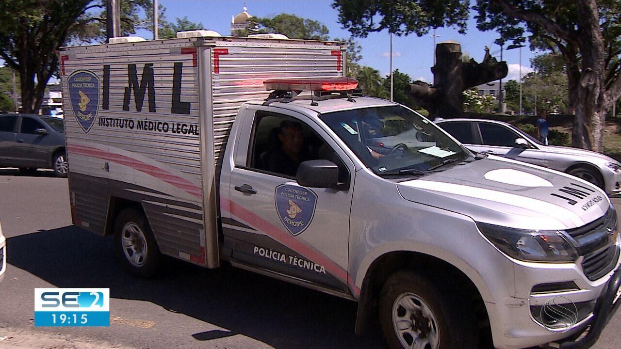 Corpo de empresário que atirou contra si durante evento em Aracaju é levado ao IML