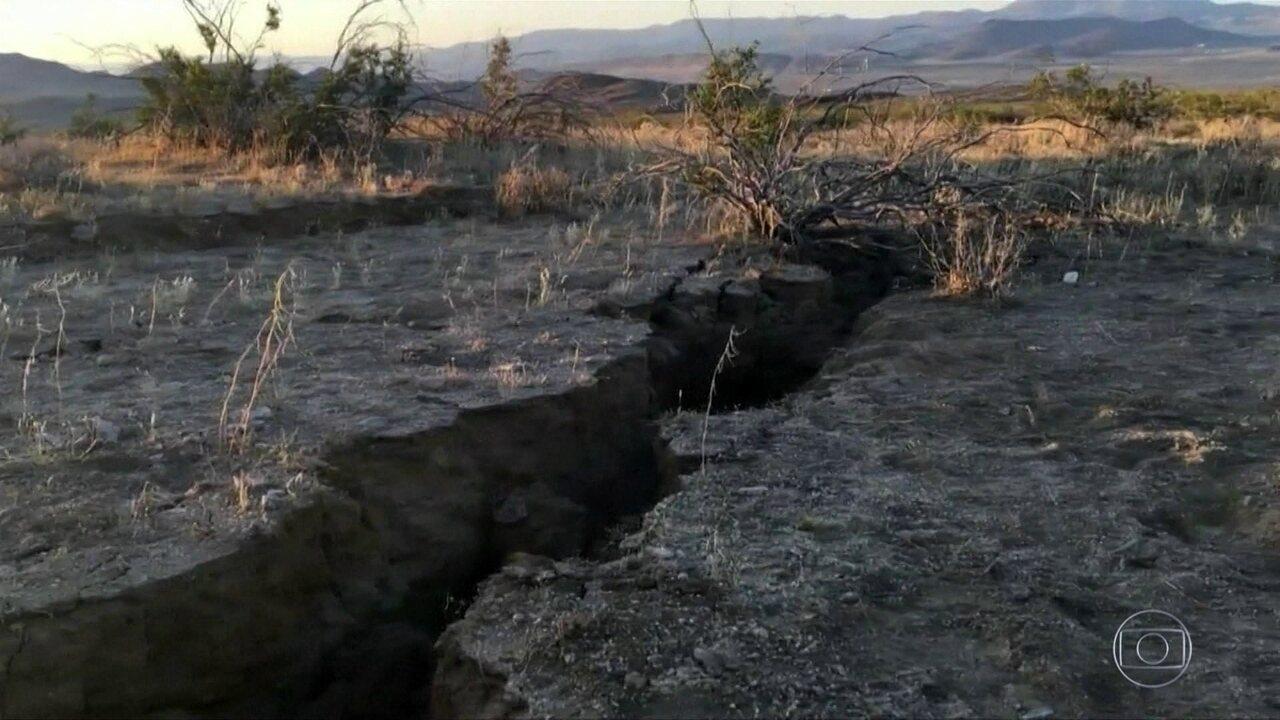 Califórnia é atingida por segundo terremoto de grande intensidade