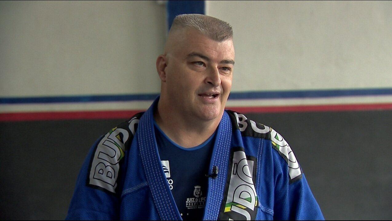 Resultado de imagem para Lutador Henrique Surerus desenvolve habilidades no jiu-jitsu