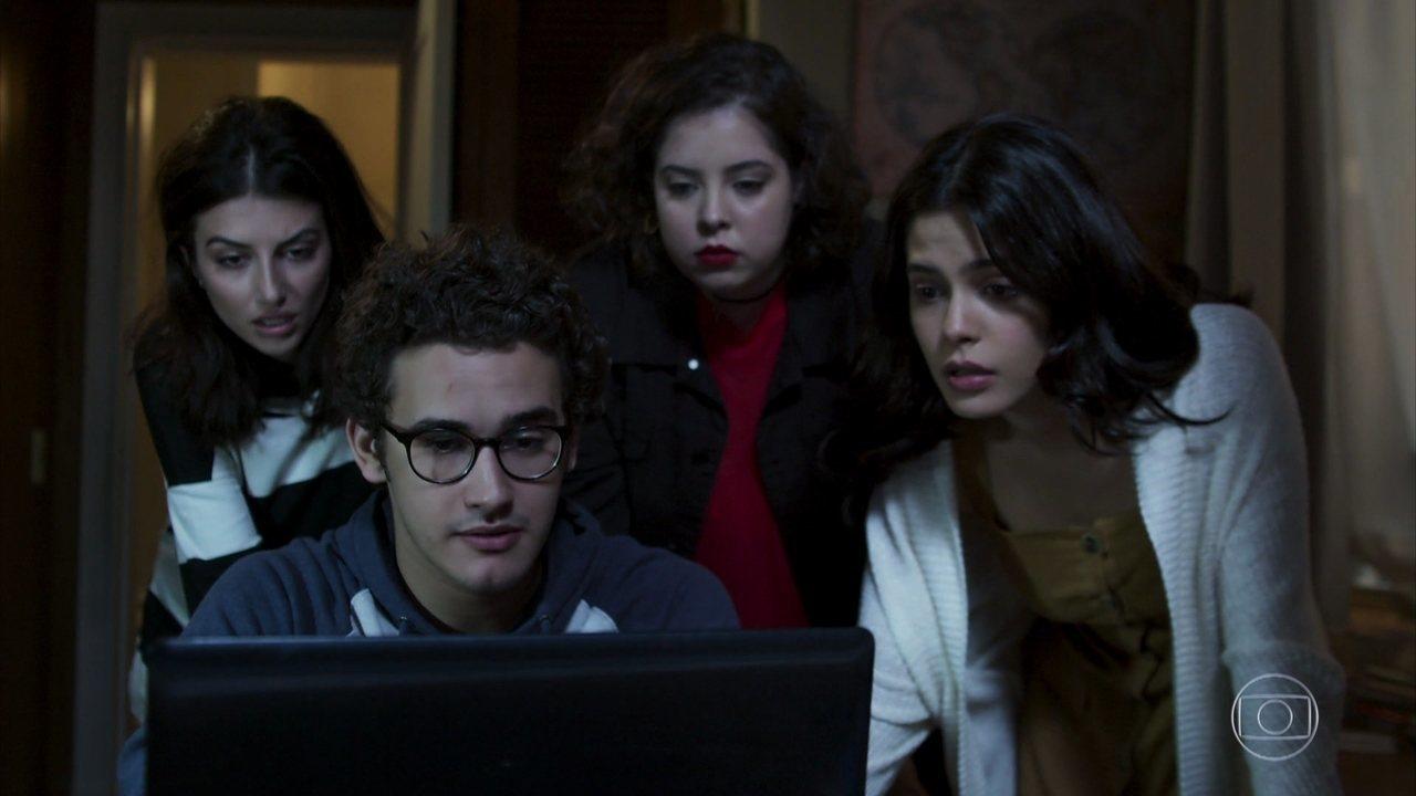 Benjamin descobre a identidade de Dalila/Basma