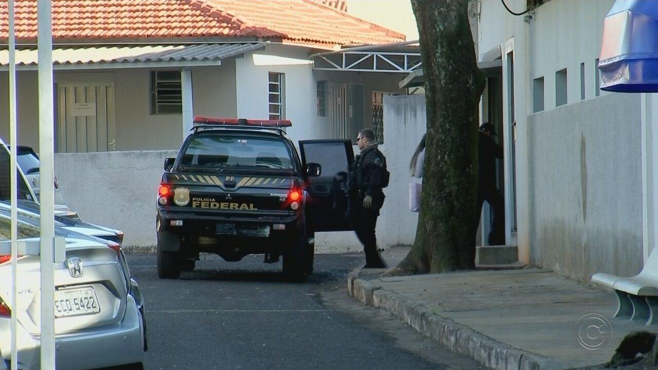 PF cumpre mandados em operação que investiga policiais envolvidos em contrabando