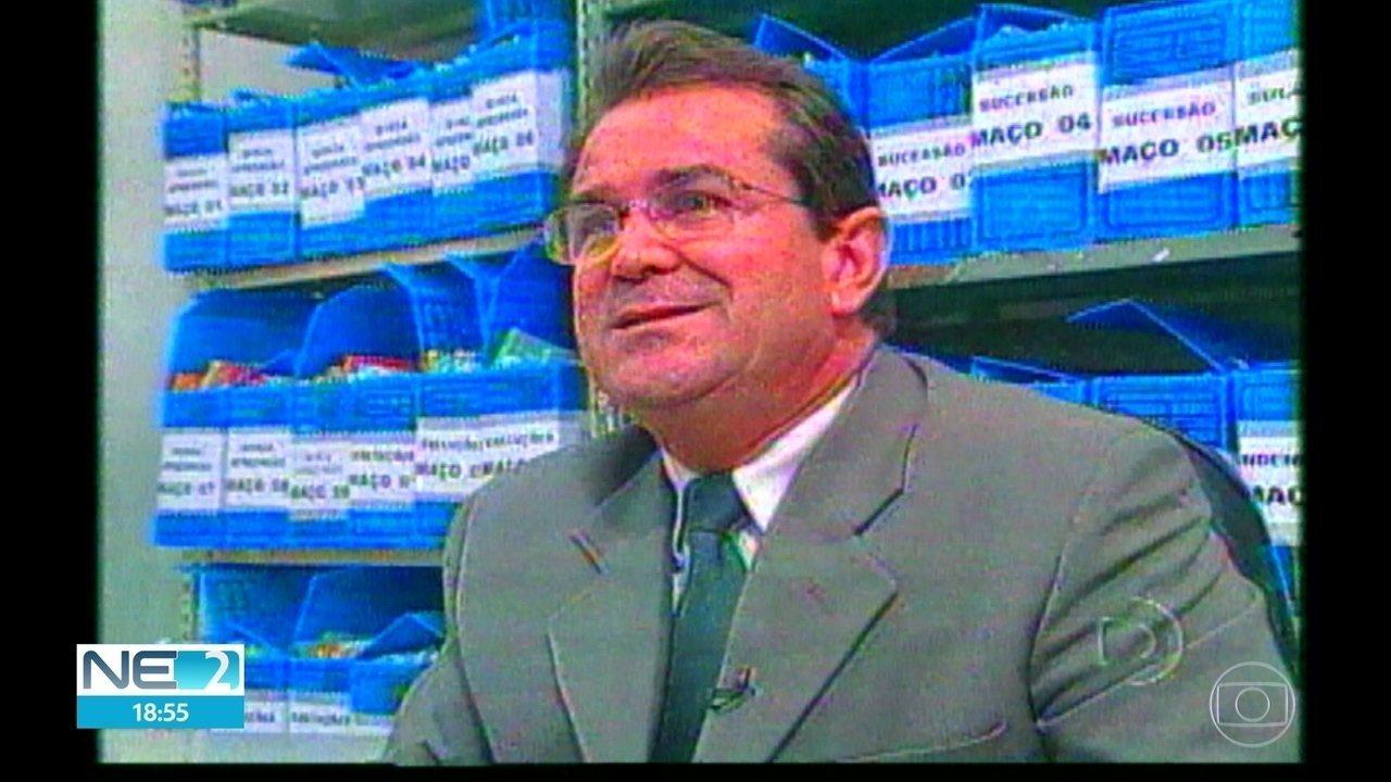 Resultado de imagem para O juiz André Rui de Andrade Albuquerque, de 59 anos,