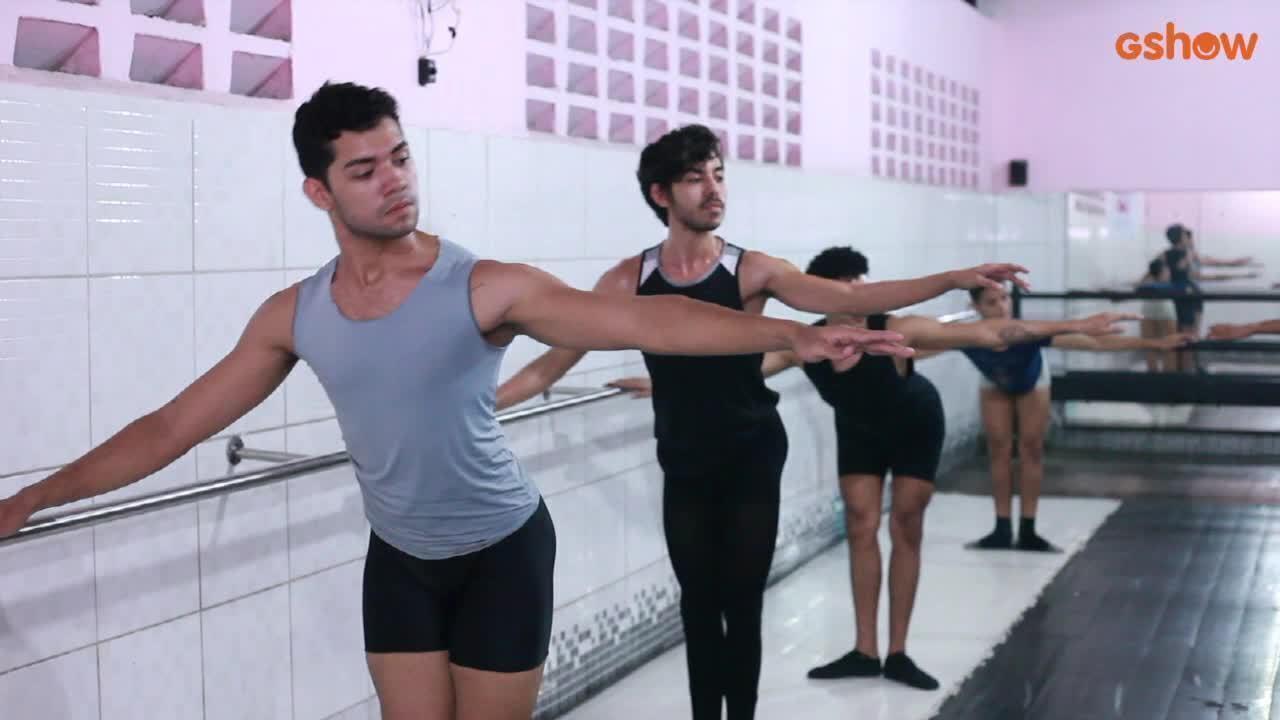 """Balé transforma vidas de personagens de """"Malhação"""" e também de cearenses na vida real"""