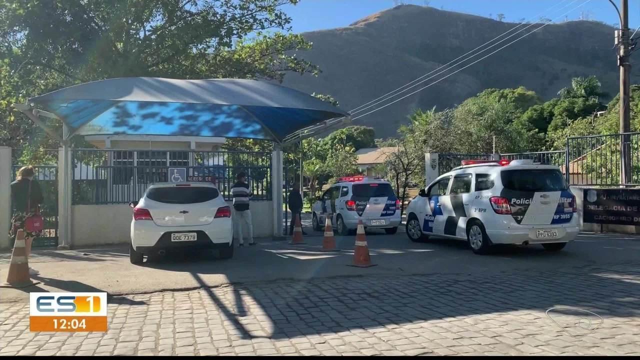 Pessoas envolvidas em fraudes com cartões do INSS são presas em Guaçuí, ES