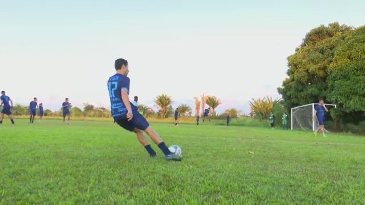 """Recuperado, Polaco pode ser uma das novidades do Atlético-AC no domingo e pede """"sabedoria"""""""