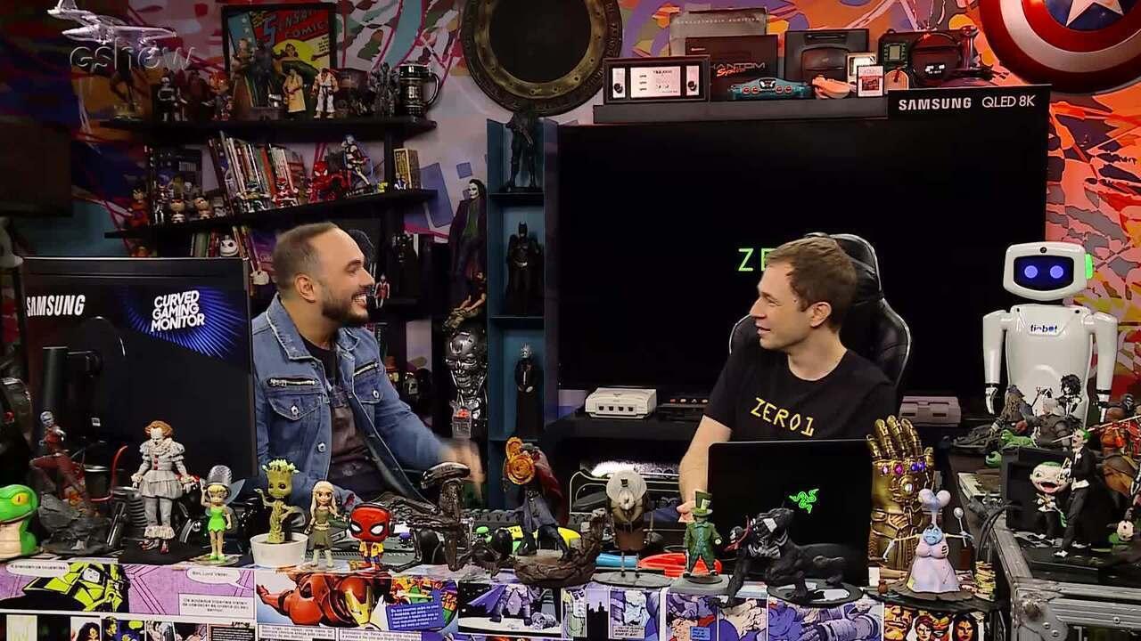 Conversa estendida de Tiago Leifert com Ed Gama