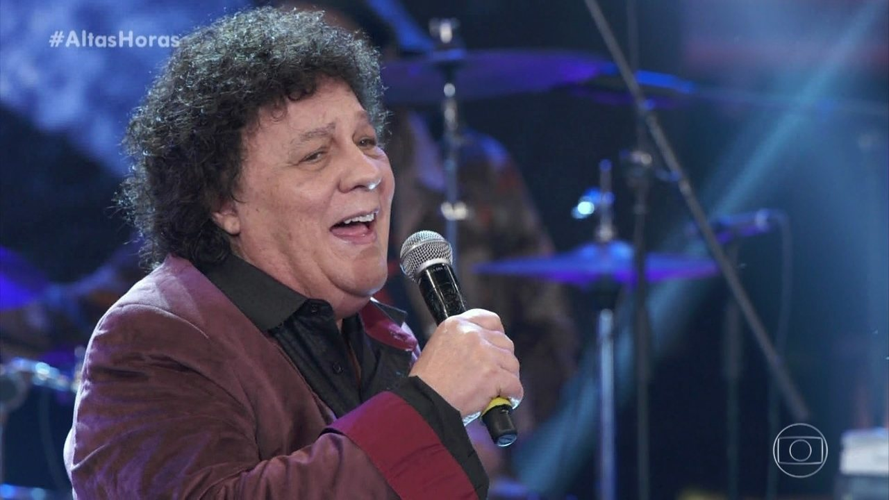 Wanderley Cardoso canta 'O Bom Rapaz' com Del Rey