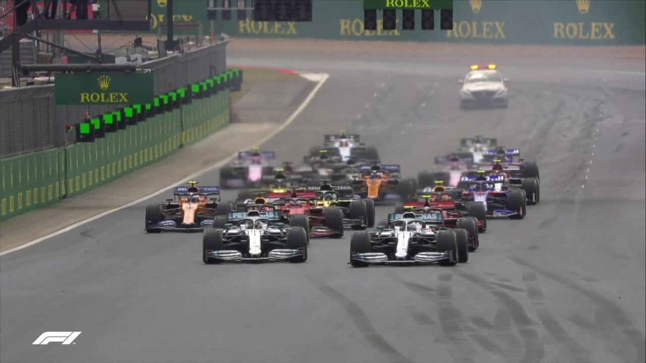 Melhores momentos: Grande Prêmio da Inglaterra de Fórmula 1