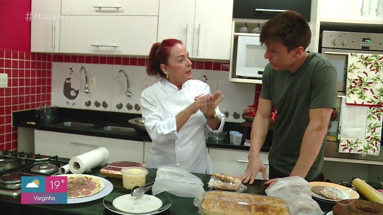 Chef ensina os segredos para congelar alimentos prontos