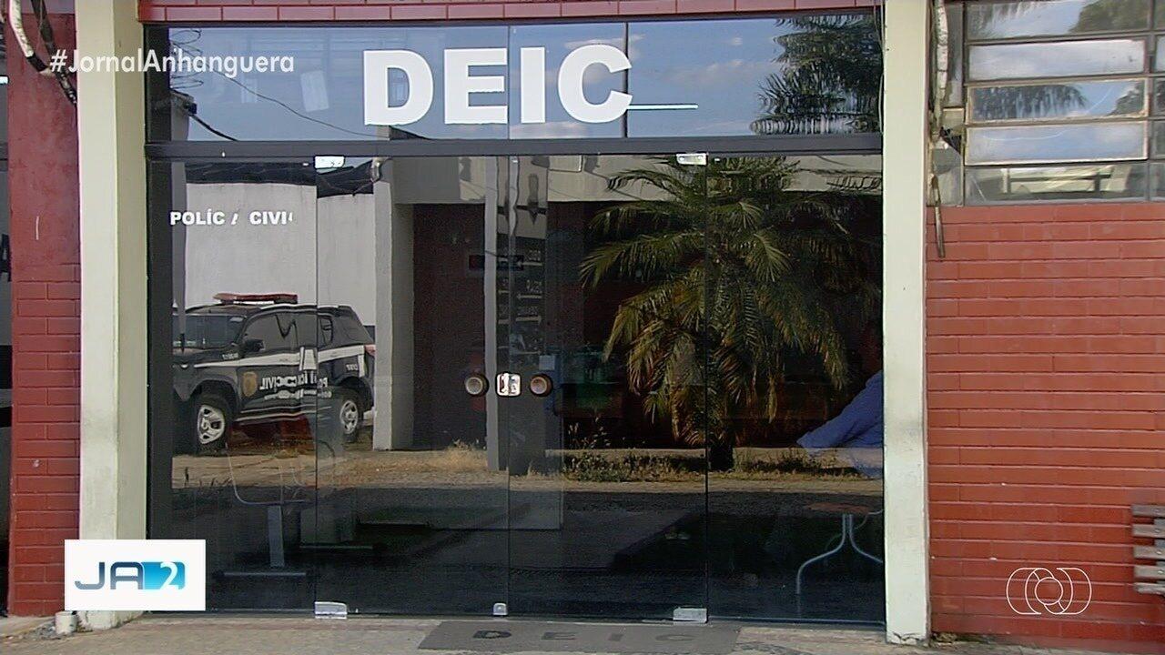 Polícia apura suspeita de pirâmide financeira em consultoria de investimentos, em Goiânia
