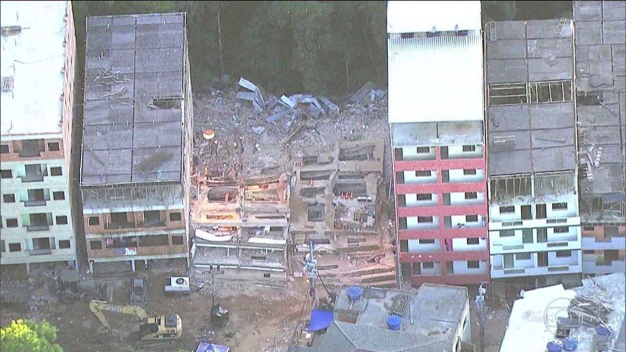 Operação do MP prende 13 suspeitos de financiar e construir imóveis irregulares no Rio