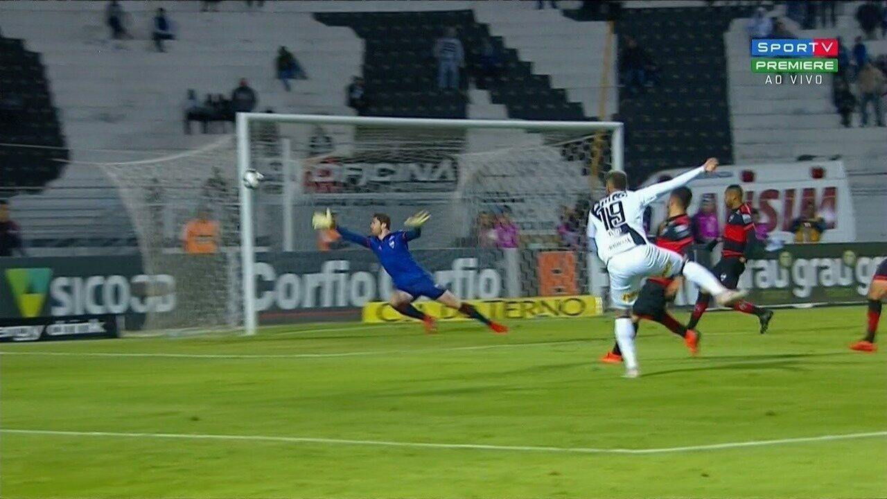 Os melhores momentos de Ponte Preta 0x0 Atlético-GO pela Série B