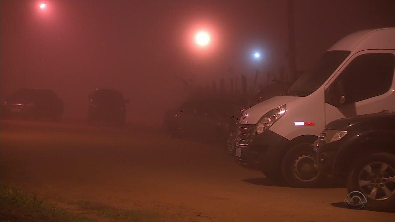 Tiroteiro em barreira policial deixa mortos e feridos em Cristal