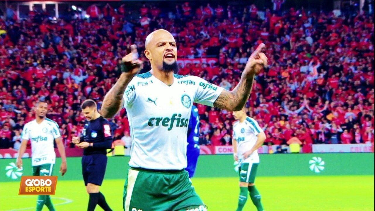 Inter 1 x 0 Palmeiras: Verdão perde no jogo e nos pênaltis e está fora da Copa do Brasil