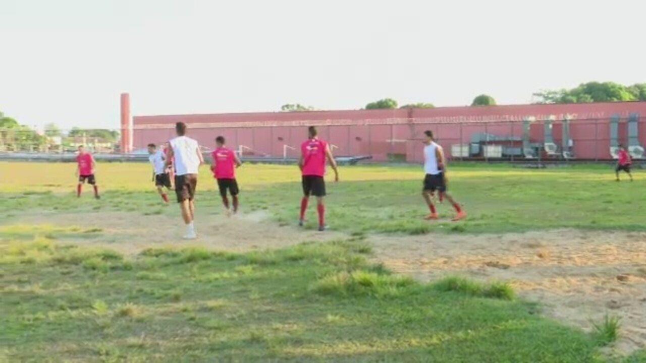 Humaitá tem elenco 'fechado' e equipe praticamente pronta para estreia na Copa Verde