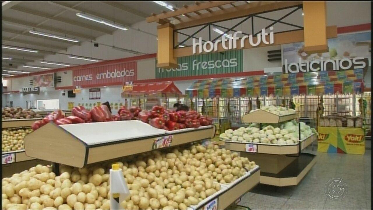 Aumenta o preço de produtos em feiras e mercados da região de Itapeva