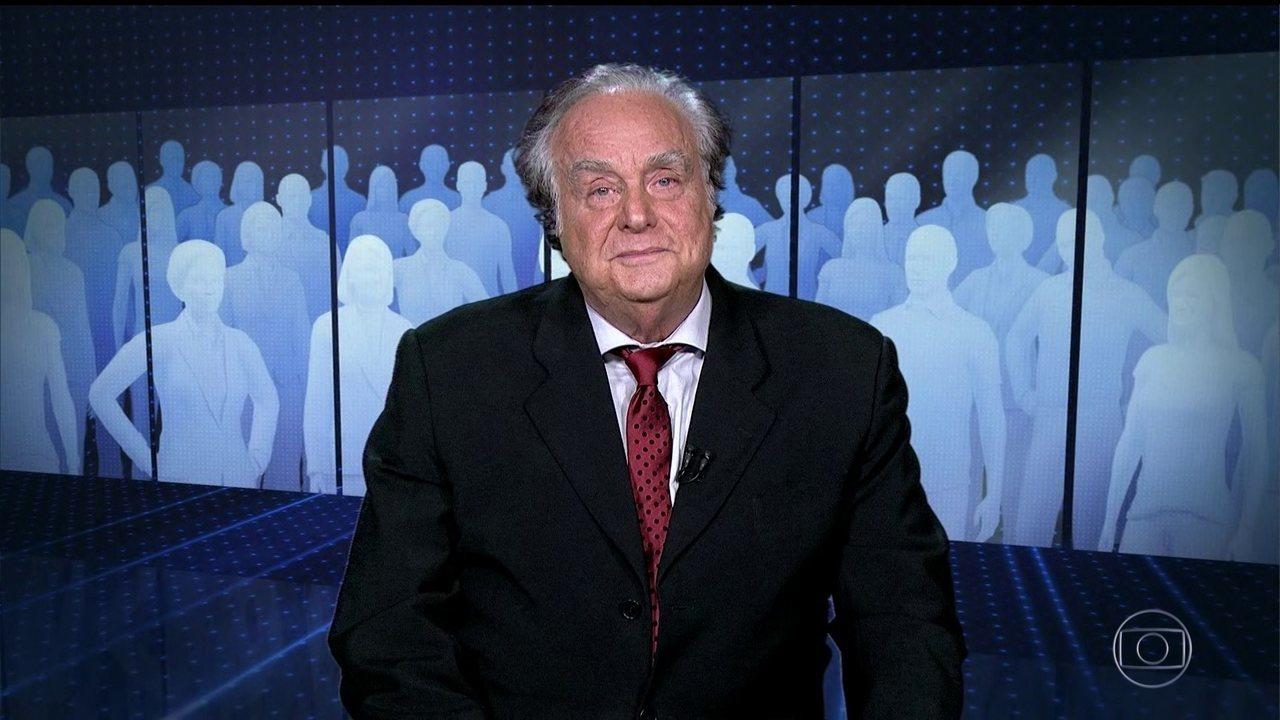 Arnaldo Jabor comenta indicação de Eduardo Bolsonaro como embaixador