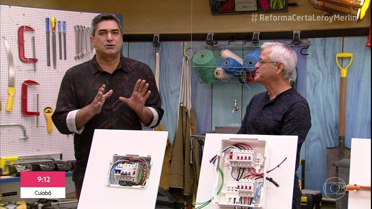 Como evitar problemas com instalação elétrica