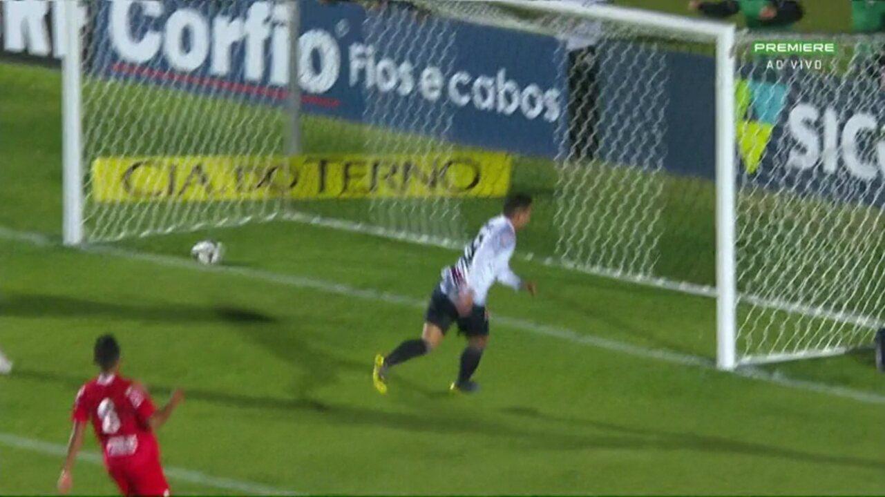 Confira os gols de Operário-PR 2x1 CRB, pela 10ª rodada da Série B