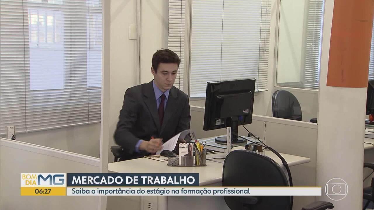 CIEE-MG oferece mais de 1,3 mil vagas de estágio por mês em Minas Gerais