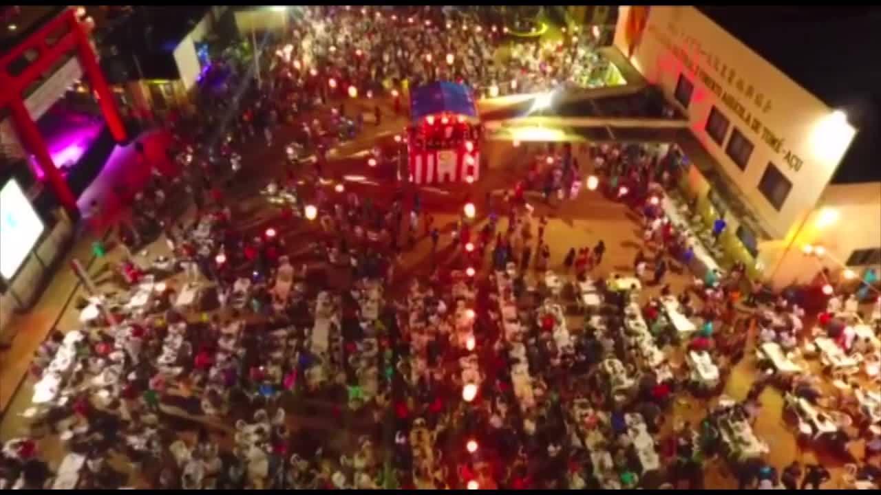 Festival comemora os 90 anos da Imigração Japonesa em Tomé-Açu