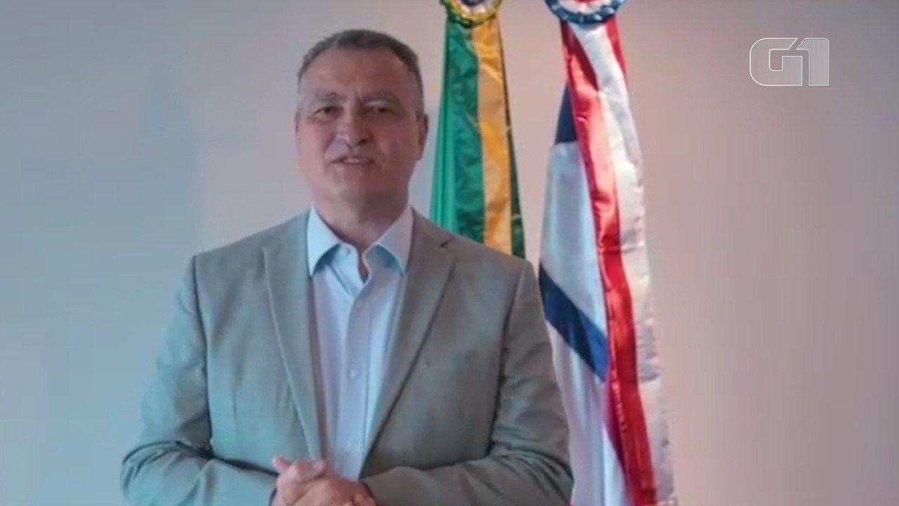 Vídeo: Rui Costa diz que não vai à inauguração de aeroporto em Vitória da Conquista