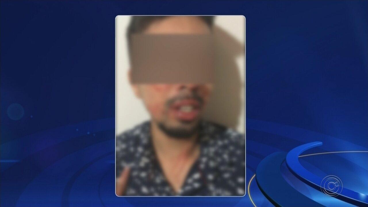 Jovem denuncia agressão e alega ter sido vítima de ataque homofóbico em Urupês
