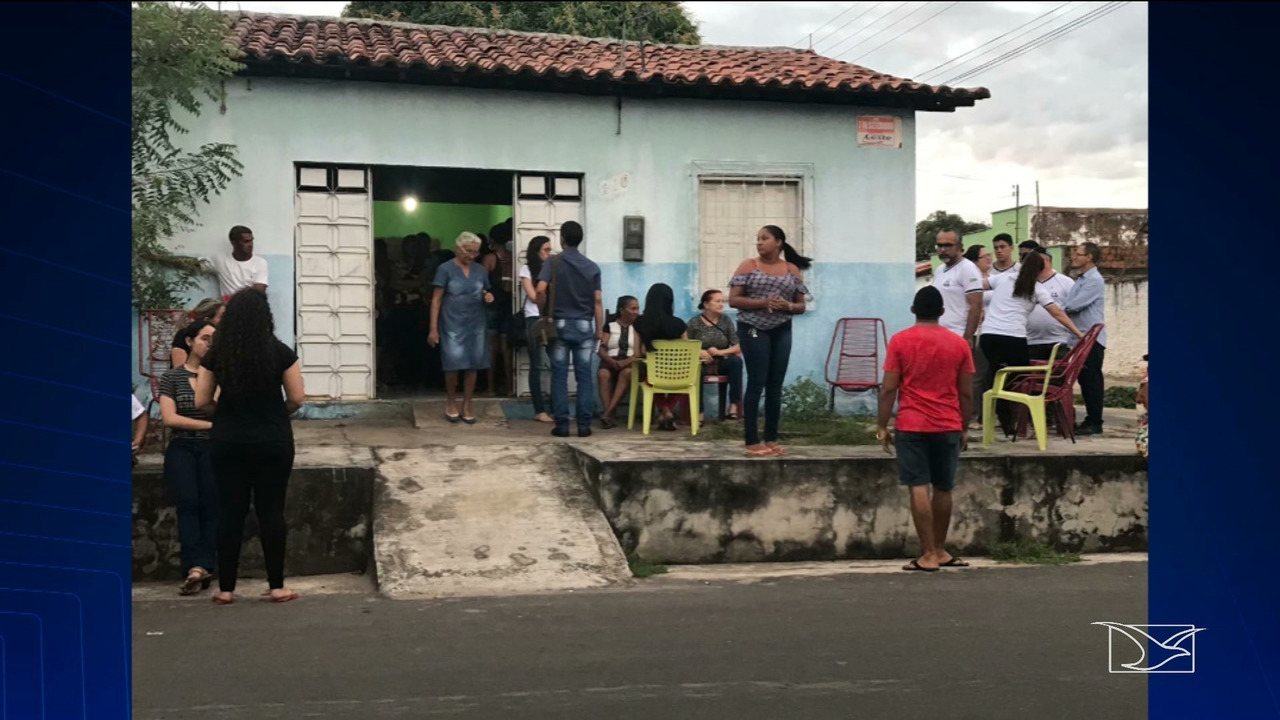 Estudante baleado na cabeça em Teresina é velado em Caxias, no MA