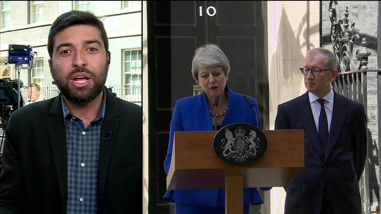 Theresa May se despede e Boris Johnson assume como premiê