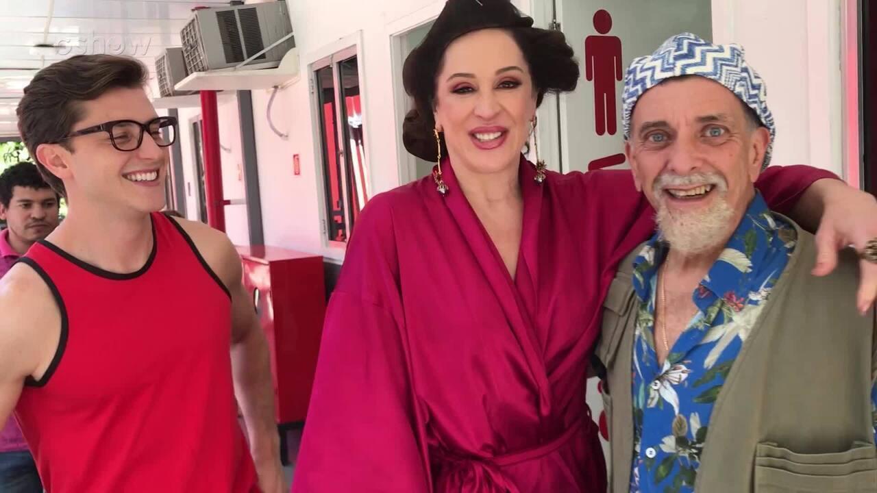 Veja como foi a participação de Jorge Fernando como ator em Verão 90