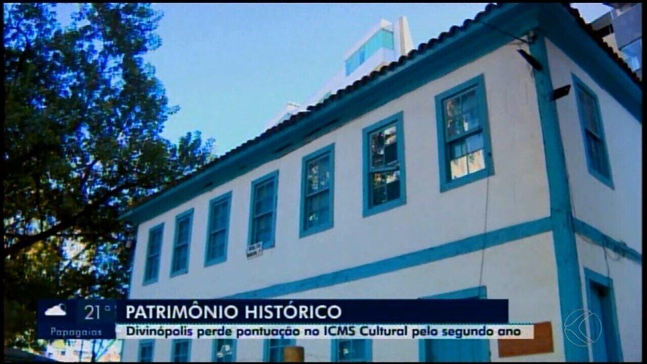 Divinópolis perde pontuação no ICMS Cultural