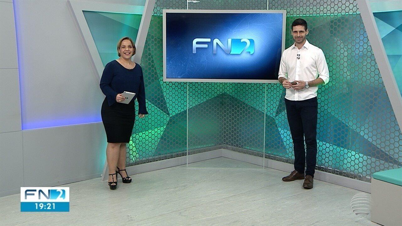 Vitória da equipe de futsal de Dracena é destaque no FN 2 desta quinta-feira (25)