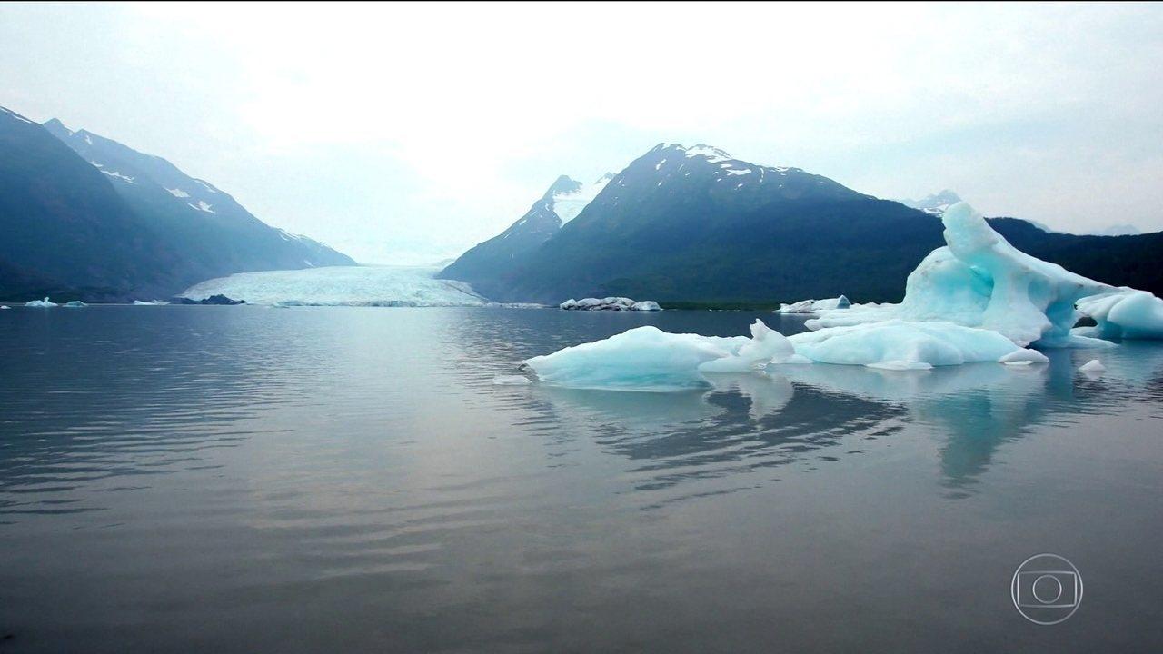 ONU alerta que onda de calor que passou pela Europa está indo para Groelândia