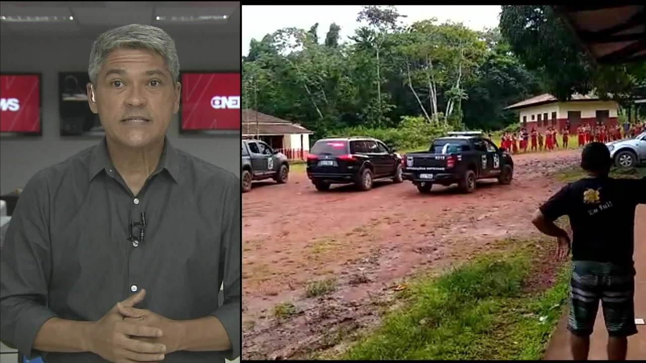 MPF investiga morte de indígena e invasão de garimpeiros
