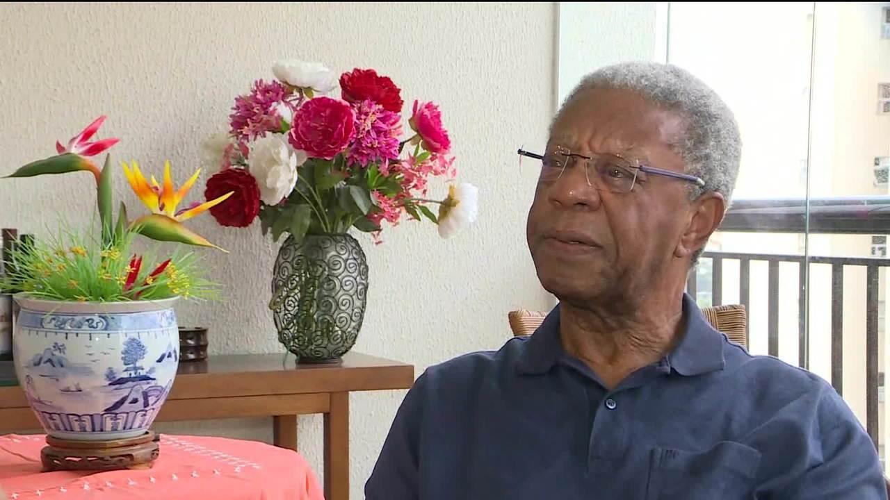 Milton Gonçalves sobre Ruth de Souza: 'Generosa e lutadora'