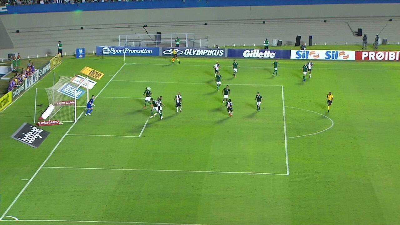 Melhores momentos de Goiás 0 x 0 Atlético-MG pela 12ª rodada do Campeonato Brasileiro