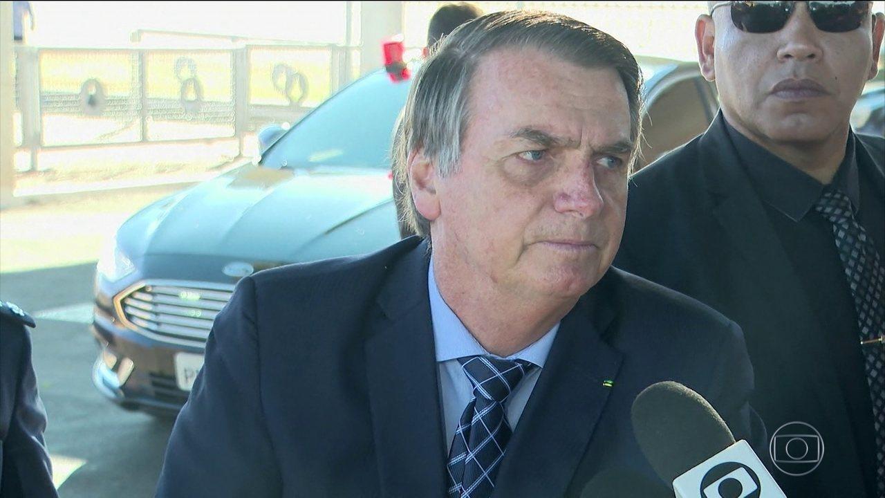 Declaração de Bolsonaro sobre pai do presidente da OAB vai parar no STF