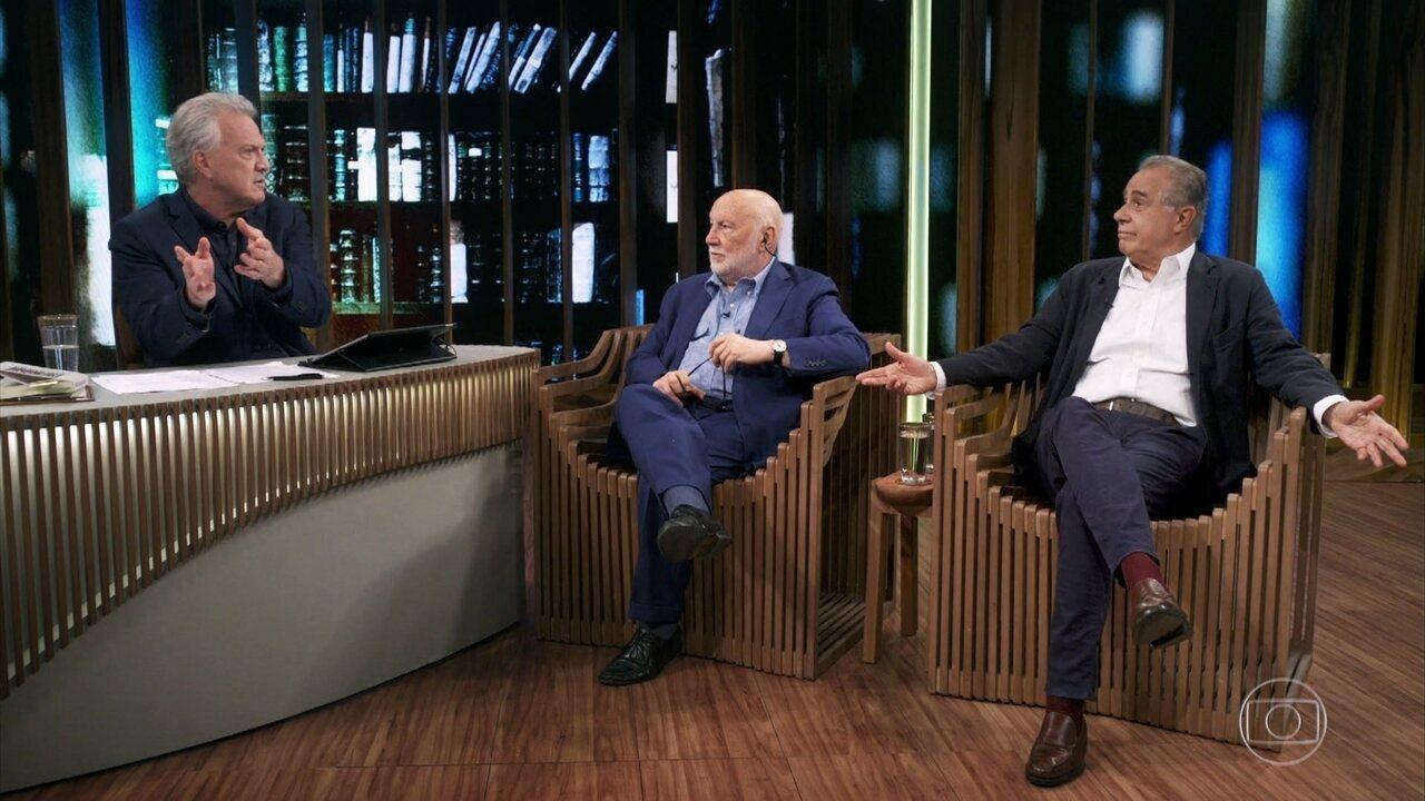 Domenico de Masi afasta receio de IA com crítica a Trump