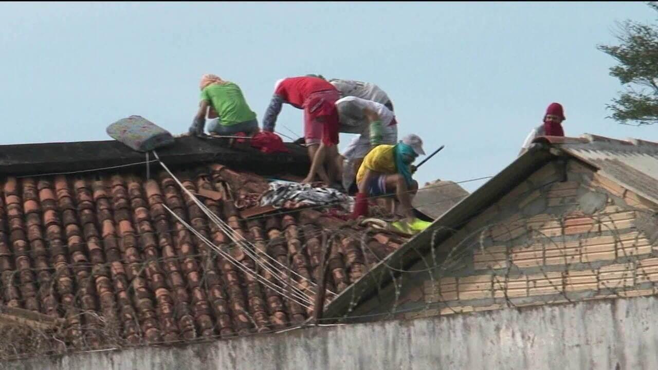 Briga entre facções iniciou rebelião que deixou 57 mortos em presídio do Pará