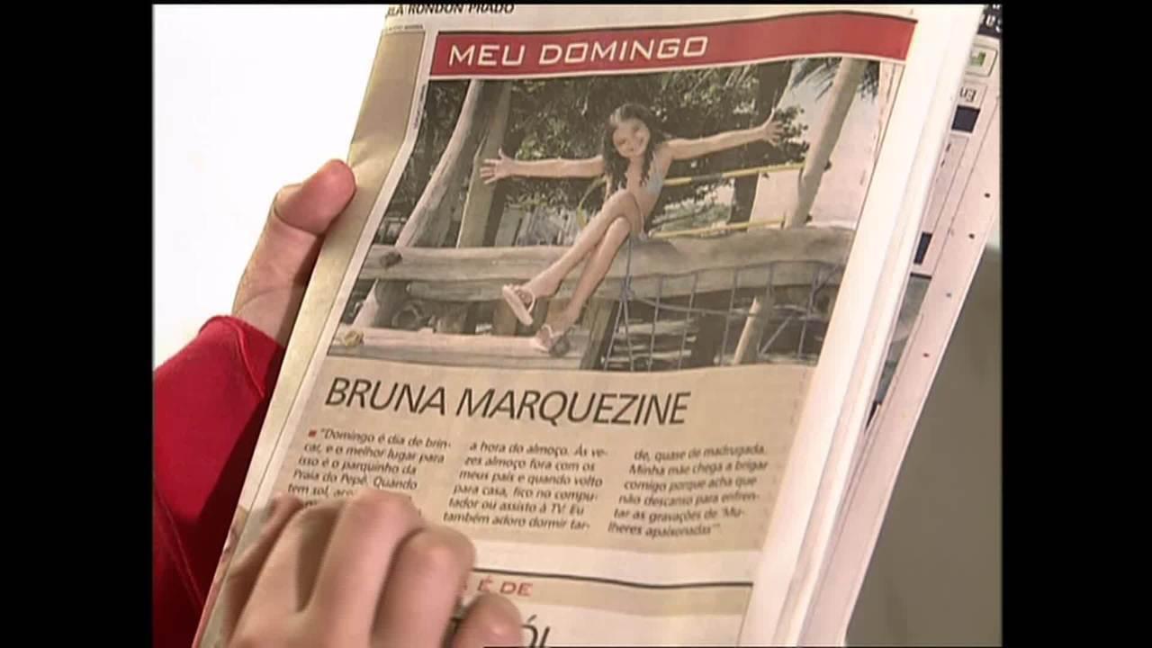 Bruna Marquezine em Caxias