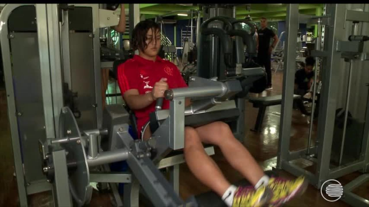 Sarah Menezes se recupera de cirurgia e sonha em disputar olimpíadas de Tóquio