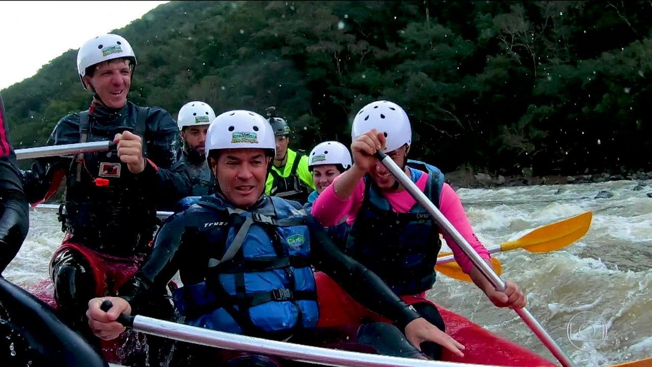 Território Amarok: equipe embarca em aventura no Rio Grande do Sul