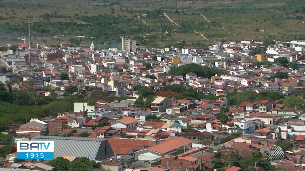 Indígenas ocupam área conhecida como Fazenda Esmeralda, em Itapetinga, no sul da Bahia