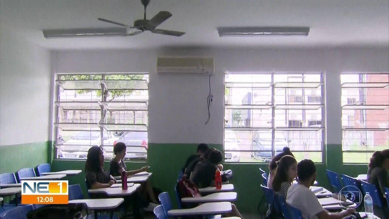 UFPE suspende uso do ar-condicionado nos campi após corte de verbas pelo governo federal