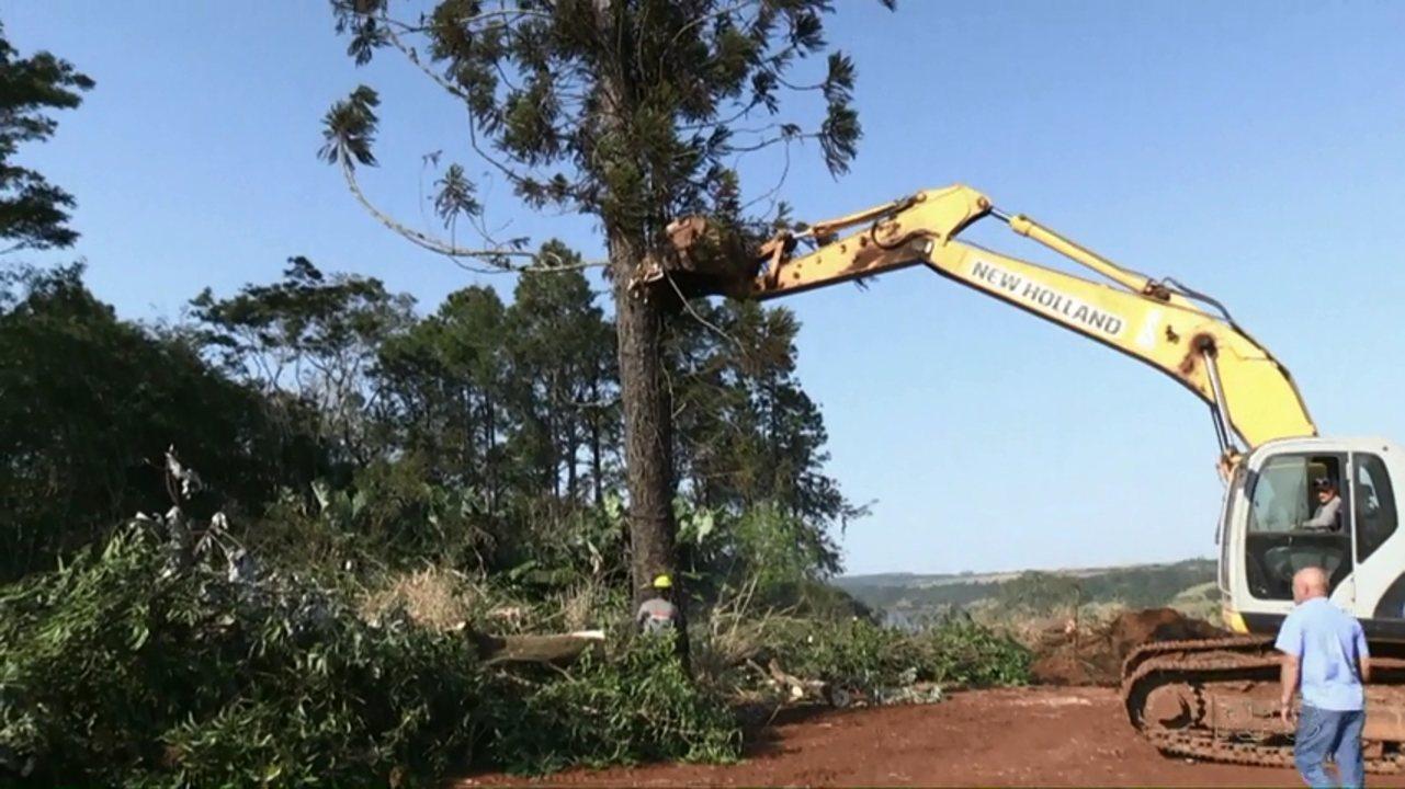 Começam as obras da segunda ponte ligando Foz do Iguaçu ao Paraguai