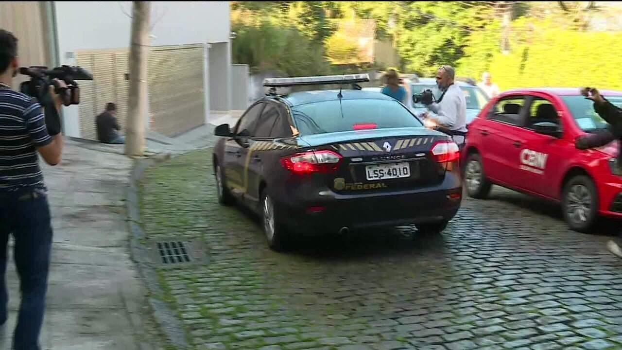 Eike Batista volta a ser preso pela PF; advogado diz que vai entrar com recurso
